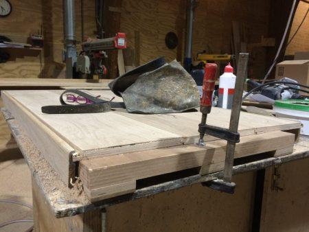 Traprenovatie van de houtzwagers laat je eiken vloer for Stootborden trap maken