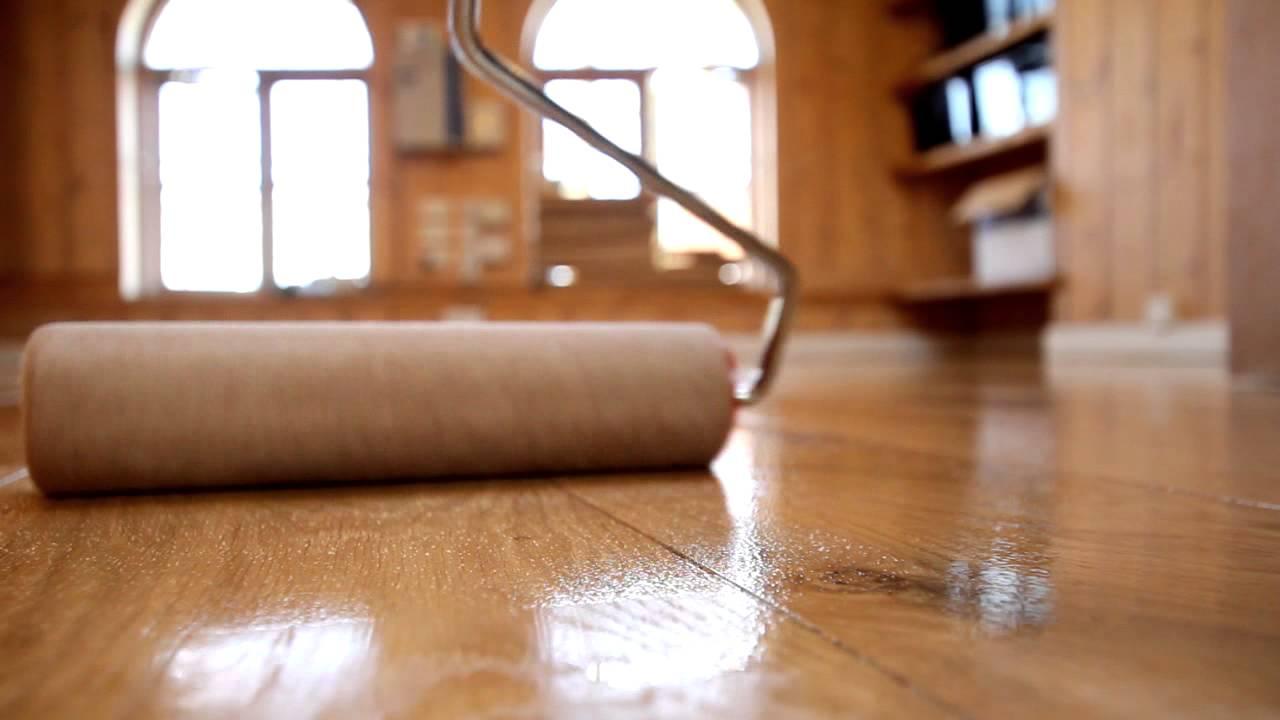 Waarmee kun je een houten vloer afwerken houtzwagers